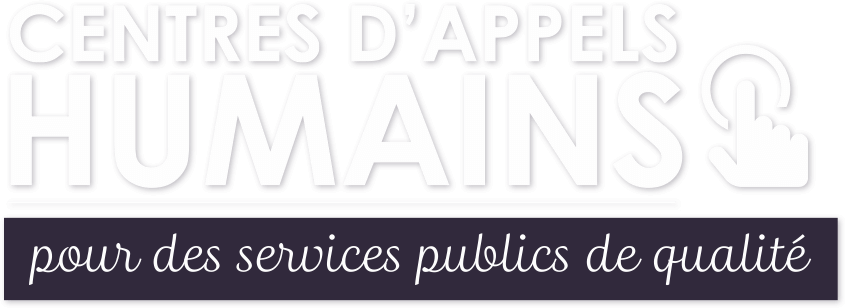 Logo Centre d'Appels Humain